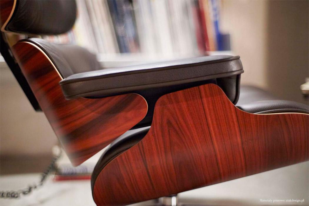 Eames Lounge Chair & Otoman