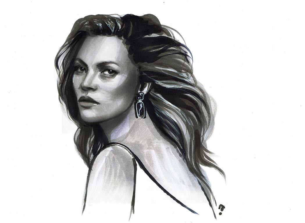 Kate Moss 1974